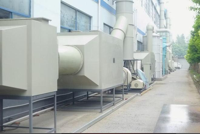 有机废气活性炭吸附装置
