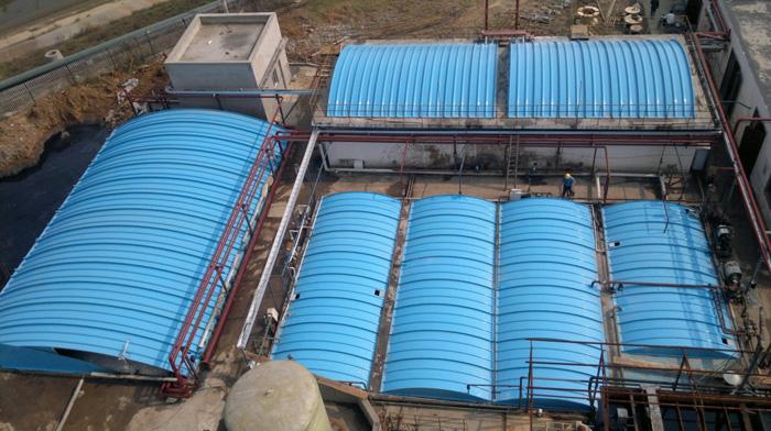 污水池加盖工程